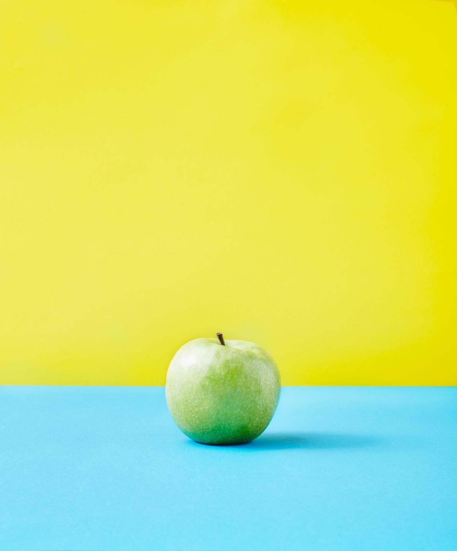 apfel-gruen-farben-kreativ