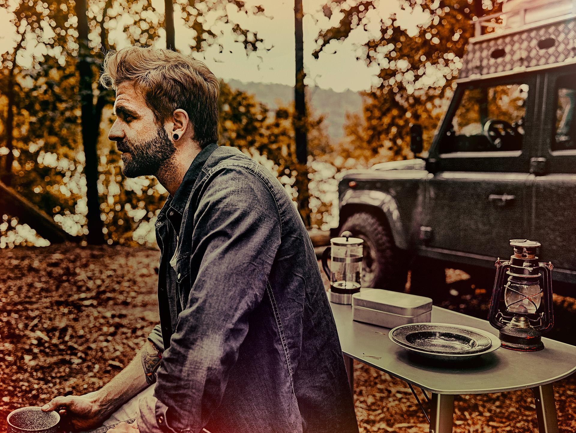 camping-wald-mann-auto-weber