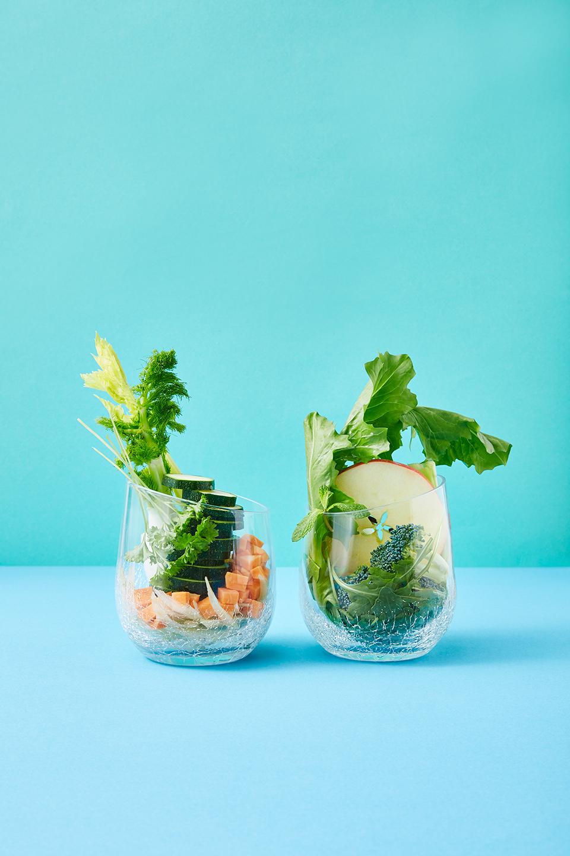 gemuese-glas-stapel-gesund-bitterstoff