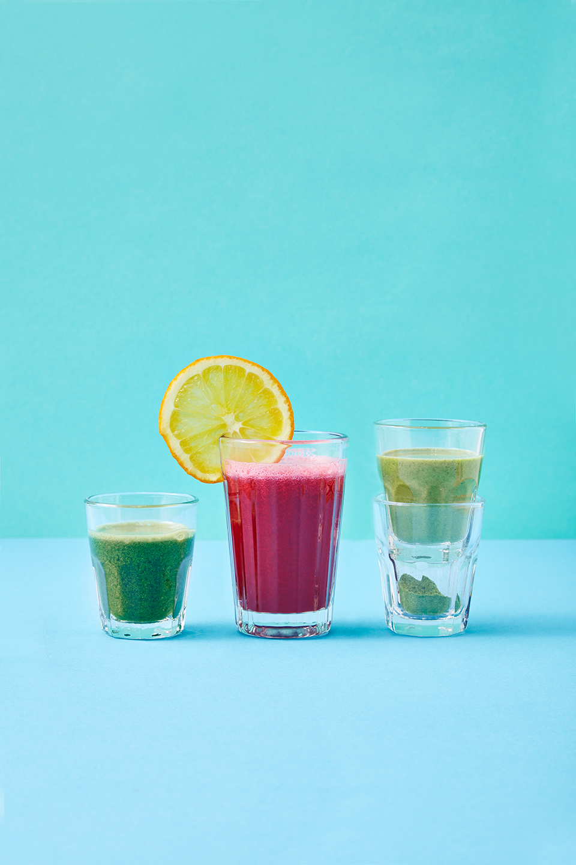 shot-smoothie-gesund-stapel-farbe