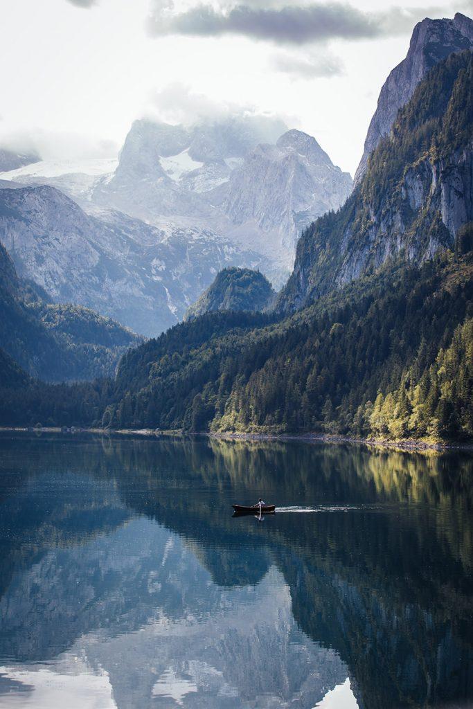 bergsee-speigelung-oesterreich-werbung