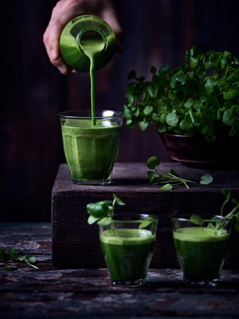 smoothie-gruen-brunnenkresse-gesund-lecker